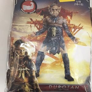 Other - Warcraft Durotan child muscle Halloween costume